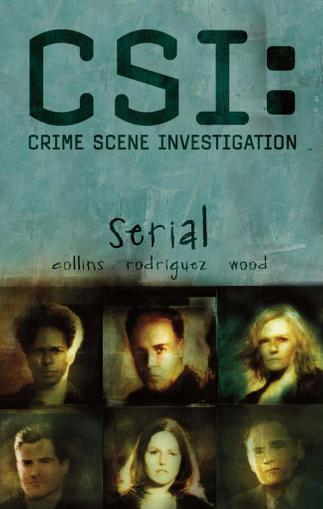 CSI: Serial April 1st, 2012 Digital Back Issue Cover