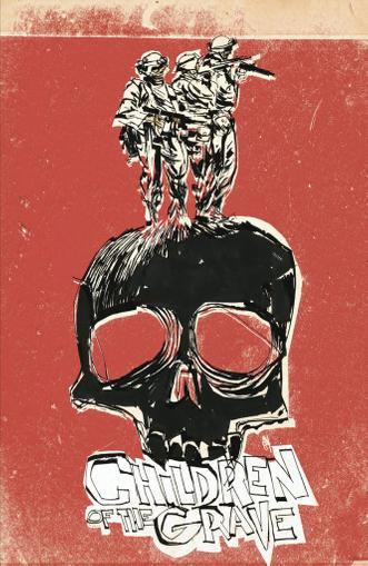 Children of the Grave November 1st, 2013 Digital Back Issue Cover