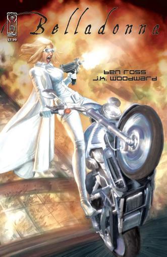 Belladonna September 1st, 2013 Digital Back Issue Cover