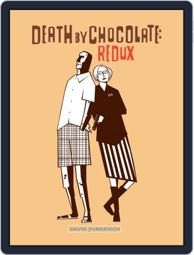 Death By Chocolate: Redux August 1st, 2012 Digital Back Issue Cover