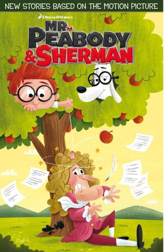 Mr. Peabody & Sherman February 1st, 2014 Digital Back Issue Cover