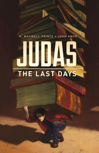 Judas: The Last Days February 1st, 2015 Digital Back Issue Cover