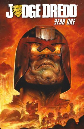 Judge Dredd: Year One November 1st, 2013 Digital Back Issue Cover