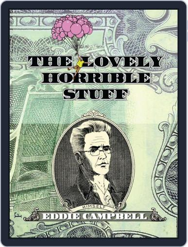 The Lovely Horrible Stuff July 1st, 2012 Digital Back Issue Cover