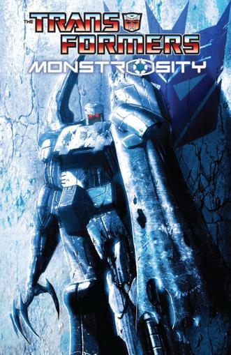 Transformers: Monstrosity September 1st, 2014 Digital Back Issue Cover