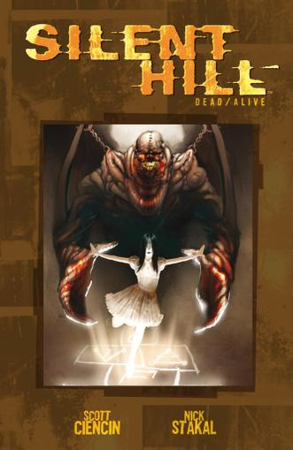 Silent Hill: Dead/Alive May 1st, 2012 Digital Back Issue Cover