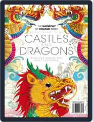 Colouring Book: Castles and Dragons Magazine (Digital) Subscription September 21st, 2017 Issue