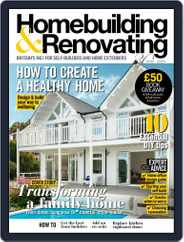 Homebuilding & Renovating Magazine (Digital) Subscription July 1st, 2020 Issue