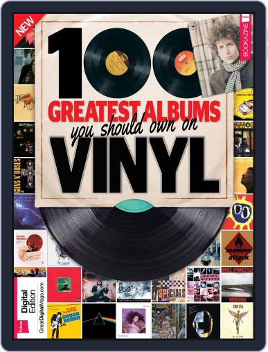 100 Greatest Albums You Should Own On Vinyl November 14th, 2017 Digital Back Issue Cover