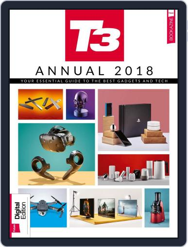 T3 Annual January 1st, 2018 Digital Back Issue Cover
