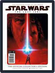Star Wars: The Last Jedi - The Official Collector's Edition Magazine (Digital) Subscription March 19th, 2018 Issue