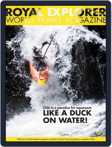 Royal Explorer editorial photo June 1st, 2018 Digital Back Issue Cover