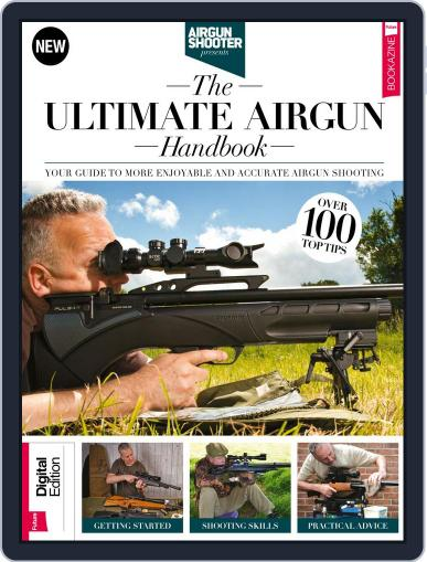 Airgun Shooter presents: The Ultimate Airgun Handbook January 25th, 2018 Digital Back Issue Cover