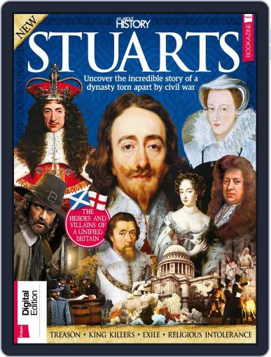 All About History: Stuarts February 5th, 2018 Digital Back Issue Cover