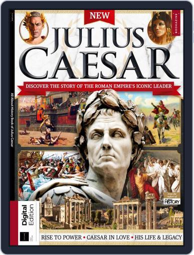 Julius Caesar February 15th, 2018 Digital Back Issue Cover