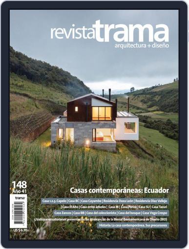 Revista Trama, arquitectura + diseño