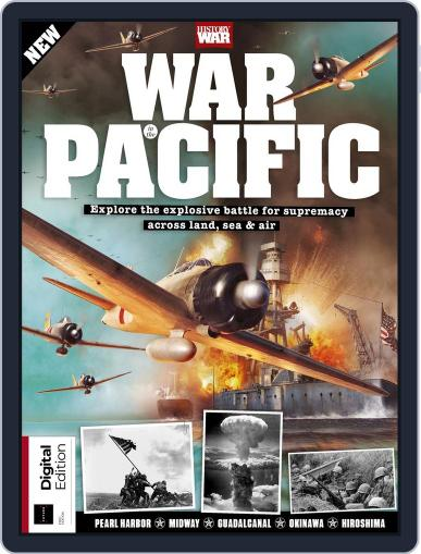 War in the Pacific April 23rd, 2018 Digital Back Issue Cover