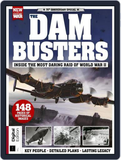 The Dambusters April 24th, 2018 Digital Back Issue Cover
