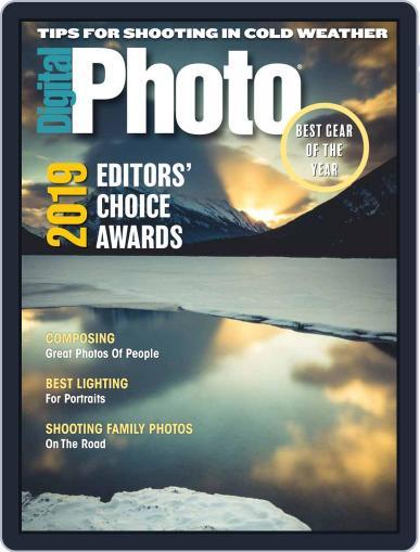 Digital Photo Digital Back Issue Cover