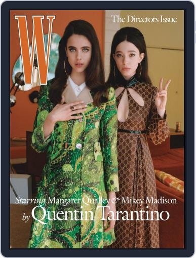 W Digital Back Issue Cover