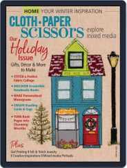 Cloth Paper Scissors (Digital) Subscription