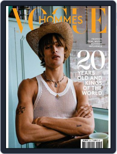 Vogue hommes English Version