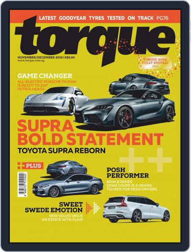 Torque Digital Back Issue Cover