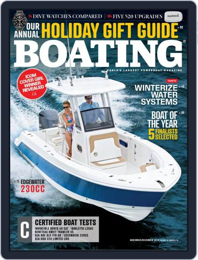 WAKEBOARDING Digital Back Issue Cover