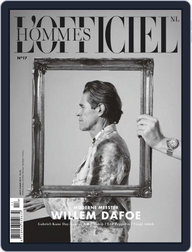 L'officiel Hommes Nl Digital Back Issue Cover