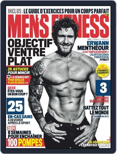 Men's Fitness - France Digital Back Issue Cover