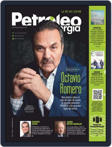 Petróleo & Energía Digital Back Issue Cover