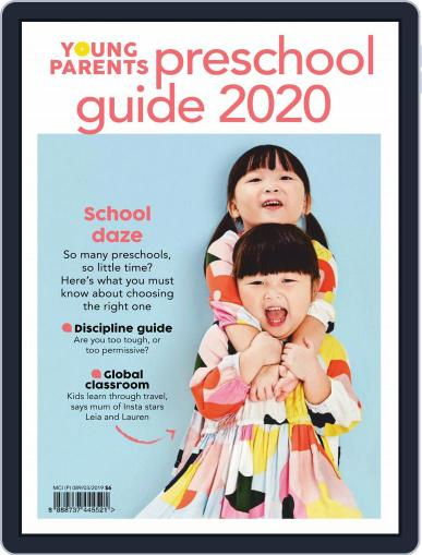 Young Parents Pre-school Guide Digital Back Issue Cover