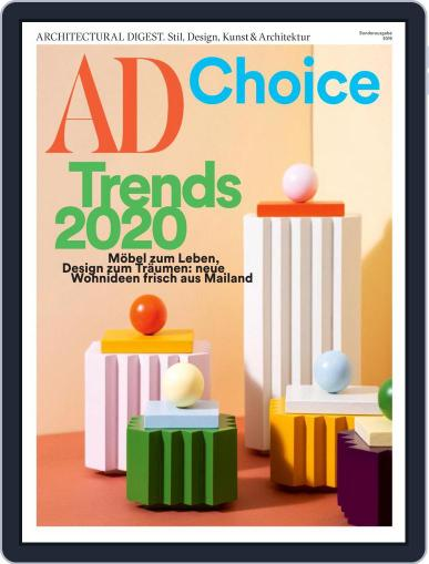 AD Choice Deutschland Digital Back Issue Cover