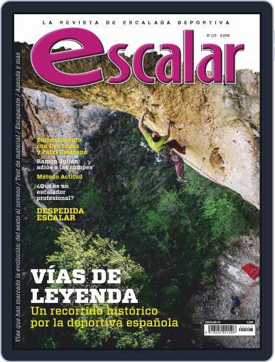 Escalar Digital Back Issue Cover
