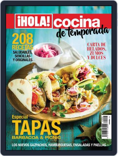¡hola! Cocina Digital Back Issue Cover