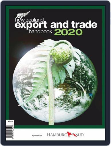 Nz Export And Trade Handbook Digital Back Issue Cover
