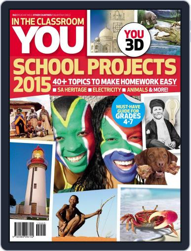 You School Projects Digital Back Issue Cover