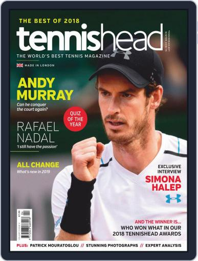 Tennishead Digital Back Issue Cover