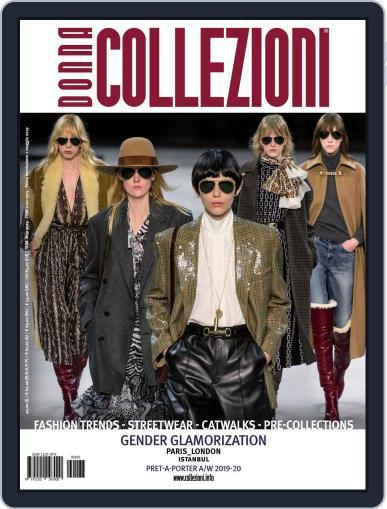 Collezioni Donna Digital Back Issue Cover