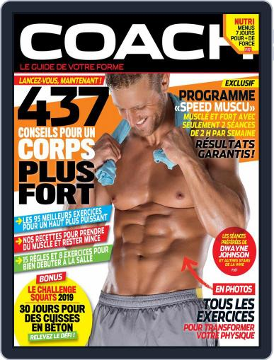 Coach - France Digital Back Issue Cover