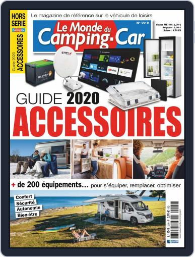 Le monde du camping-car HS Digital Back Issue Cover