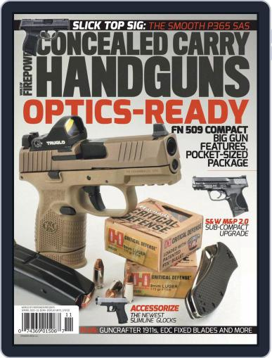Conceal & Carry Digital Back Issue Cover