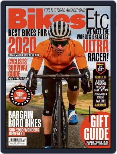 Bikes Etc Digital Back Issue Cover