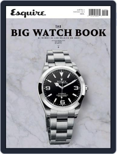 Esquire: The Big Watch Book Digital Back Issue Cover