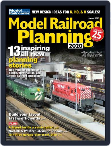 Model Railroad Planning Digital Back Issue Cover