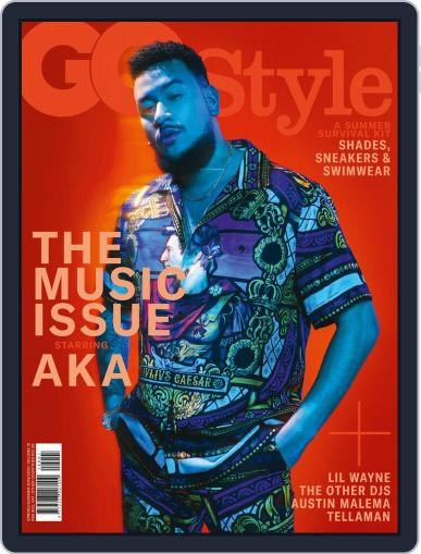 Gq Style South Africa Digital Back Issue Cover