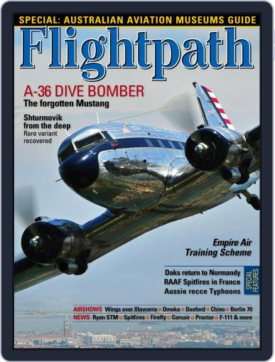 Flightpath Digital Back Issue Cover