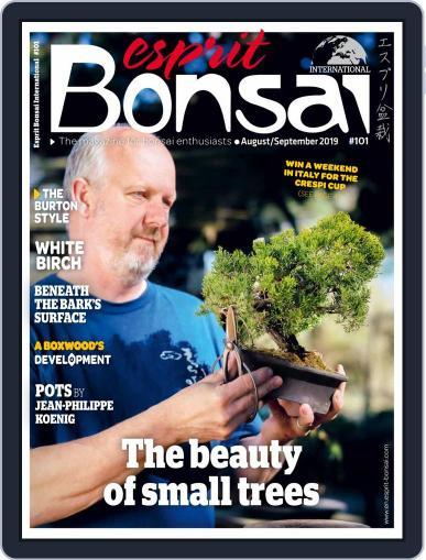 Esprit Bonsai International Digital Back Issue Cover