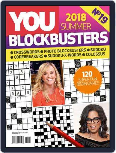 You Blockbusters Digital Back Issue Cover