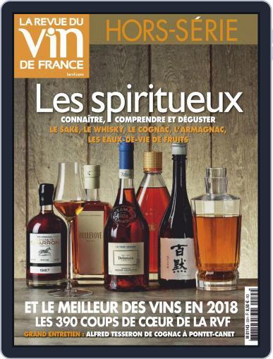 La Revue du Vin de France Hors-série Digital Back Issue Cover